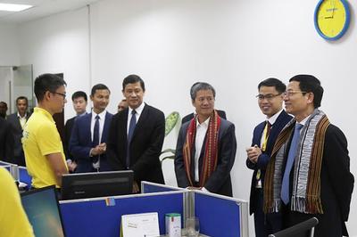 Telemor cần dùng các sản phẩm công nghệ để hỗ trợ Timor Leste