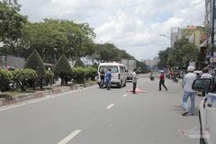 Người phụ nữ bị xe tải cán chết, cửa ngõ Sài Gòn tê liệt