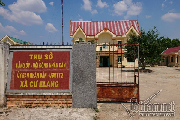 Trục lợi dự án nghìn tỷ đồng, chủ tịch xã ở Đắk Lắk bị bắt giam