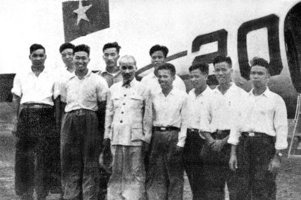 Bác Hồ,Chủ tịch Hồ Chí Minh