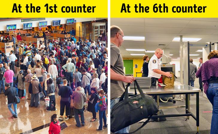 12 sai lầm trước mỗi chuyến bay khiến bạn rước hoạ vào thân