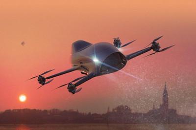 Đua xe bay, môn thể thao của tương lai