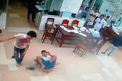 Nhóm thanh niên hỗn chiến gây náo loạn khoa cấp cứu bệnh viện Tiền Giang