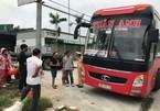 Xe khách 46 chỗ nhồi 87 người bị phát hiện sau cuộc điện thoại
