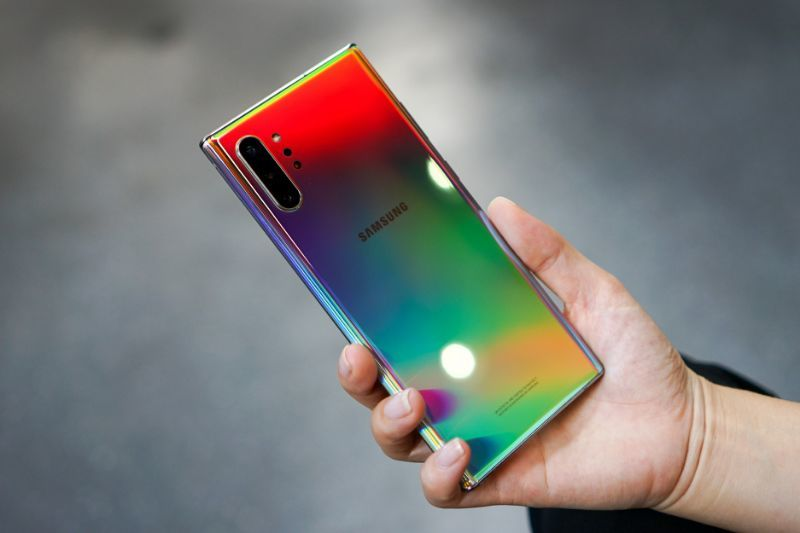 Galaxy Note10,thiết kế,smartphone