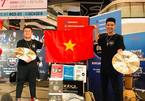 Việt Nam giành quán quân cuộc thi Drum Off Global 2019