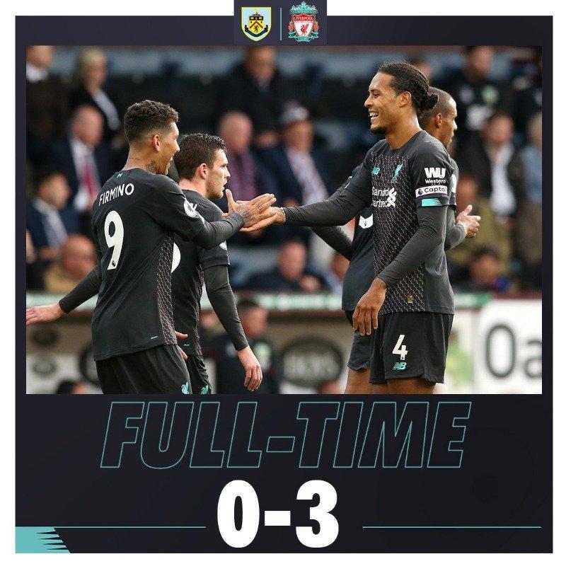 Đại thắng 'ba sao', Liverpool đòi lại ngôi đầu