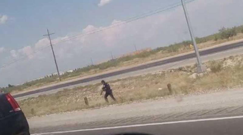 Xả súng rúng động Texas,  hàng chục người bị thương