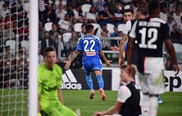Ronaldo khai hỏa, Juventus thắng Napoli siêu kịch tính