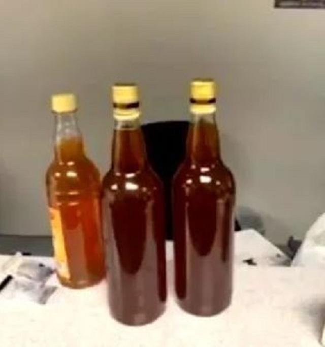 Người đàn ông bị bỏ tù 82 ngày vì mang 3 chai mật ong đến Mỹ