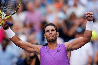 Nadal tiễn niềm hi vọng của Hàn Quốc về nước