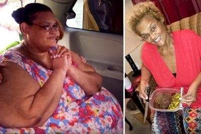 Người phụ nữ tiết lộ lý do giảm được 270 kg trong 3 năm