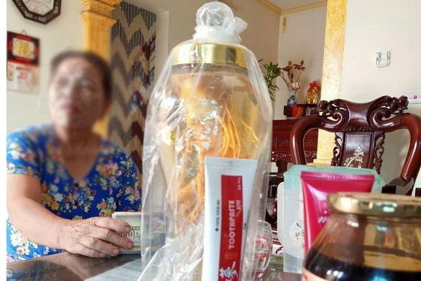 Hồng sâm 13 triệu là... rác, cụ bà Hà Nội bị lừa đau đớn