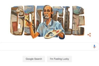 Sau Trịnh Công Sơn, cố họa sĩ Bùi Xuân Phái được Google vinh danh