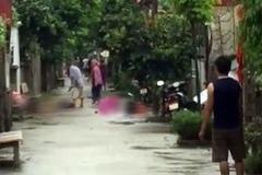 Anh chém em ruột, 2 người chết, 3 người nguy kịch ở Hà Nội