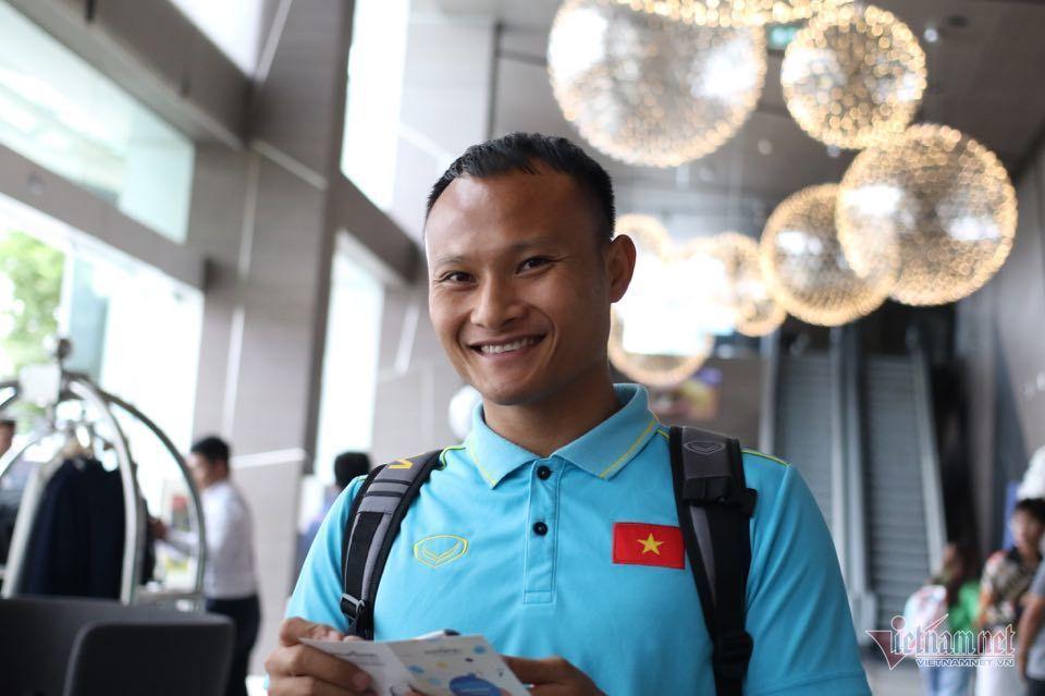 Tuyển Việt Nam tới Thái Lan: Đặng Văn Lâm 'về nhà'