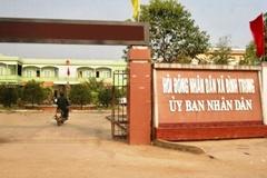 Uống bia rồi xô xát với dân, Phó bí thư xã ở Quảng Ngãi bị cảnh cáo