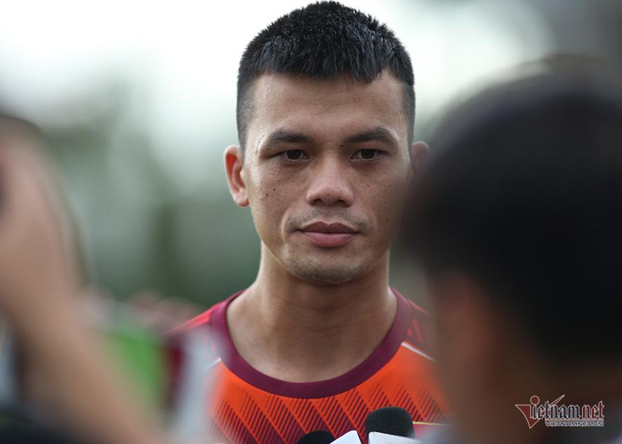 Tân binh tuyển Việt Nam nói Thái Lan là đội 'dưới cơ'