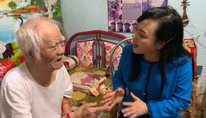 Bộ trưởng Bộ Y tế hát mộc cùng nhạc sĩ Nguyễn Văn Tý