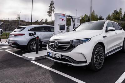 Loạt xe mới của Mercedes sẽ sản xuất tại Trung Quốc