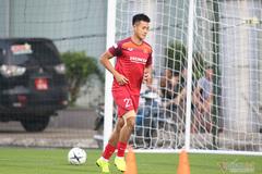 HLV Park Hang Seo loại Hà Minh Tuấn trước trận gặp Thái Lan
