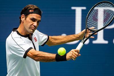 Federer dạo chơi vào tứ kết Mỹ mở rộng
