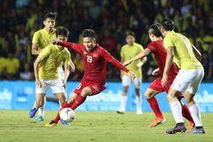 Xem trực tiếp Việt Nam vs Thái Lan ở kênh nào?