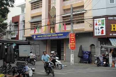 Đất vàng các rạp chiếu phim giao cho tư nhân ở Khánh Hòa