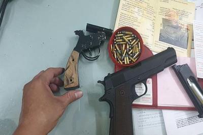 Bắt nóng băng giang hồ bắn người ở quán cà phê Sài Gòn