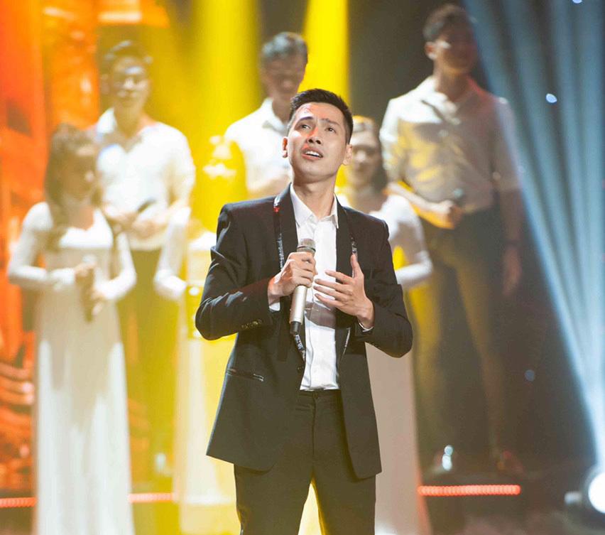 Chàng trai Đà Nẵng đăng quang 'Ai sẽ thành sao'