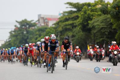 Chặng 2 giải xe đạp VTV Cup 2019: Im Jaeyon tiếp tục giữ áo vàng