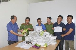 Dien Bien: two drug trafficking cases detected