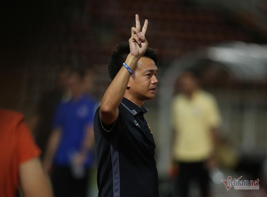 Đột nhập buổi tập của tuyển Thái Lan: Chanathip quyết phục thù