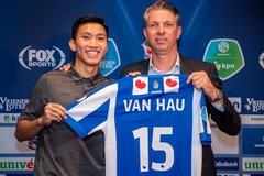 Đoàn Văn Hậu tưng bừng ra mắt Heerenveen, tự hào người Việt Nam