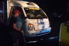 Xe tải tông trực diện xe máy ở Bình Phước, 2 dì cháu tử vong