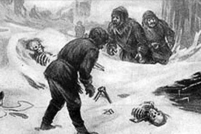 Bí ẩn cái chết của đoàn thám hiểm ăn thịt lẫn nhau