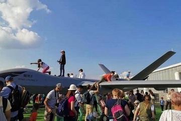 Máy bay không người lái của TQ bị phá ở Nga
