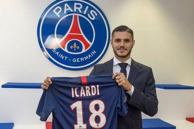 PSG hốt liền Icardi và Navas ngày cuối chuyển nhượng