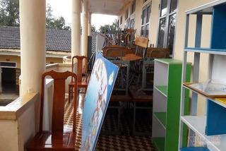 Thủy điện ở Hà Tĩnh xả lũ, hơn 2.6 vạn học sinh phải nghỉ học