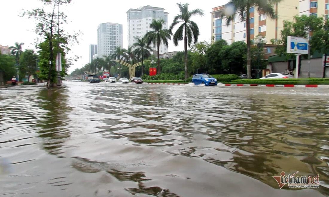 Mưa Lớn,Ngập Lụt,Nghệ An