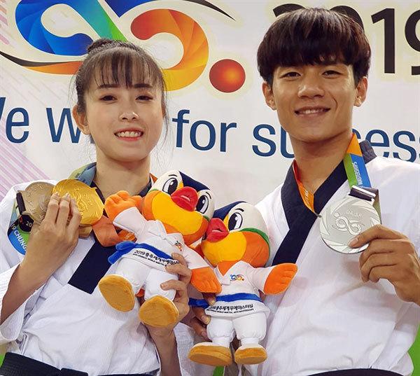 Vietnam win silver medal at Chungju World Martial Arts event