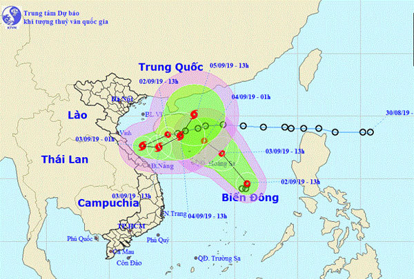 As VN reels from Podul, more storms could be on the way