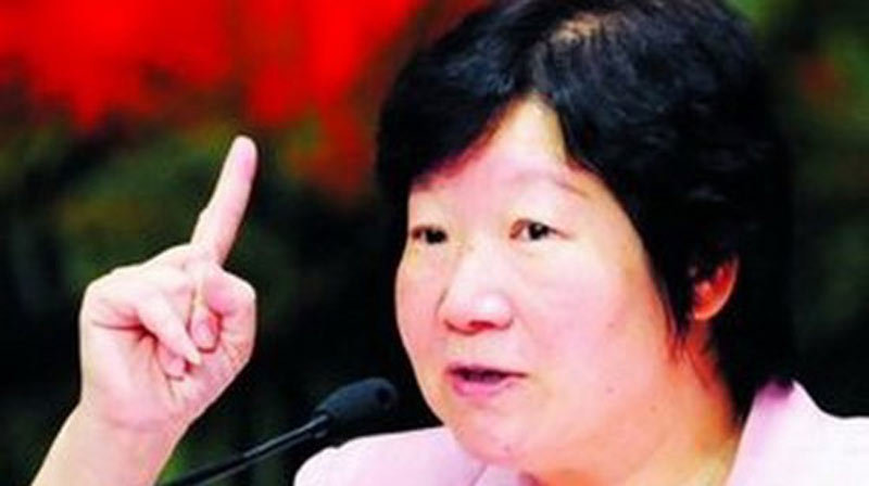 Lý Khải Hồng,dâm quan,tham quan,Trung Quốc