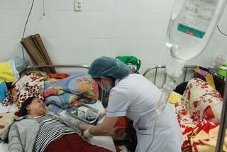 Cô gái trẻ tử vong do sốt xuất huyết