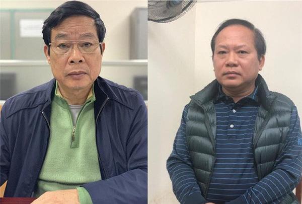 AVG deal: Former minister Nguyen Bac Son takes $3 million of bribery