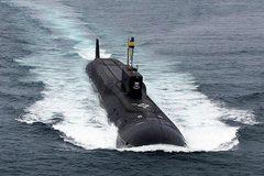Uy lực tàu ngầm tấn công mới gia nhập hạm đội Nga