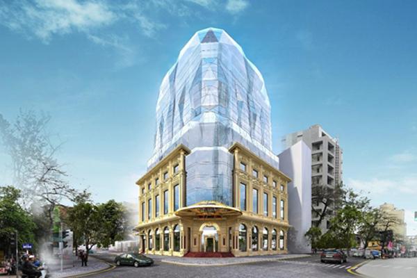 Sắp khánh thành tòa nhà DOJI Tower