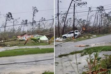 Siêu bão Dorian tàn phá Bahamas, các bang ven biển Mỹ sơ tán khẩn