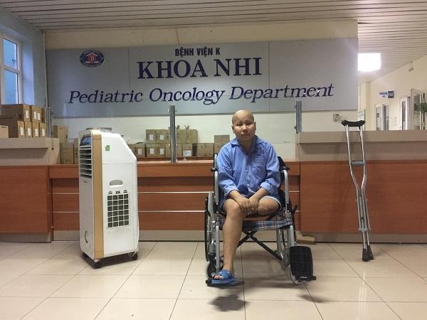 Bi kịch của người mẹ bị ung thư xương khi đang mang thai