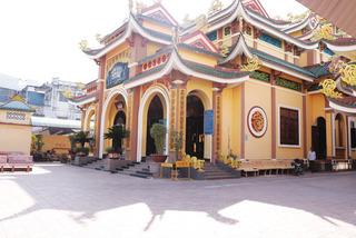 Do Cong Tuong temple complex